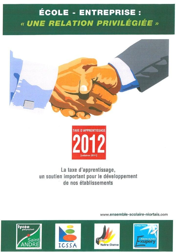 Taxe 2012