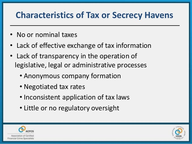 Important Characteristics of a Good Tax System | Taxation