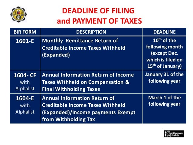 tax withholding declaration form 2016