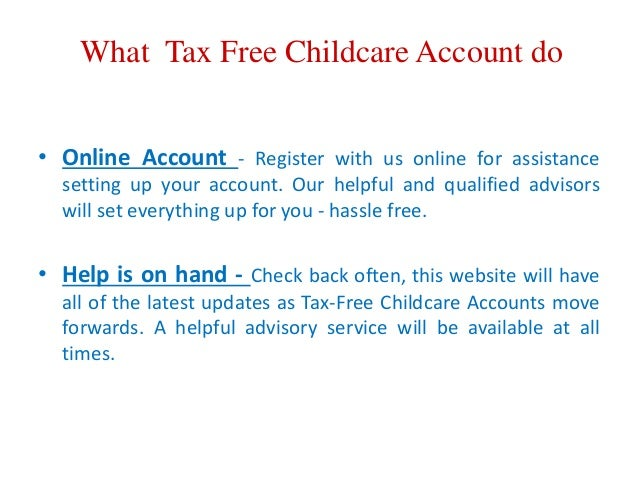 get to know about the new childcare schemes with tax free childcare a…