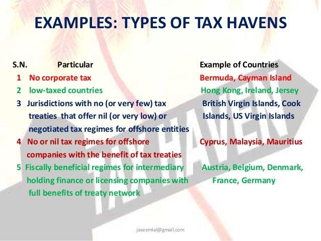 British Virgin Island Us Tax Treaty