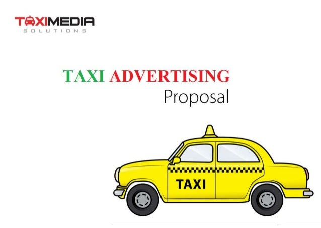 Taxi ads solutions   taxi media 2015