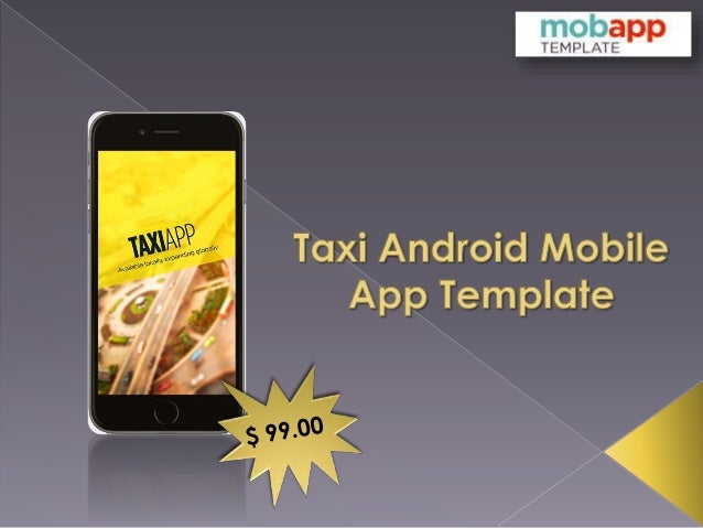 Taxi App Design Template For Android Free Download - Somurich com
