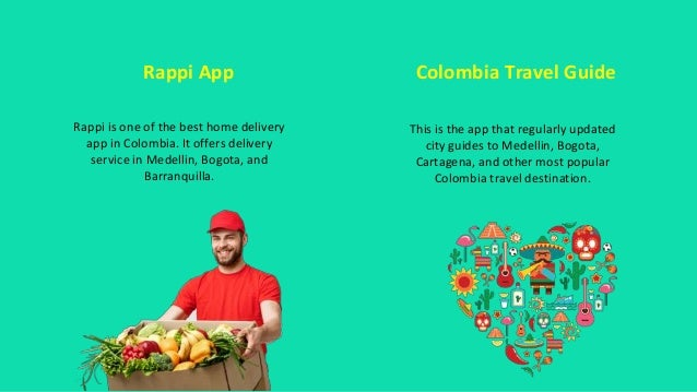 Taxi Application in Colombia Slide 3