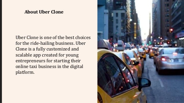 Uber Clone - On Demand Taxi Booking App  Slide 2