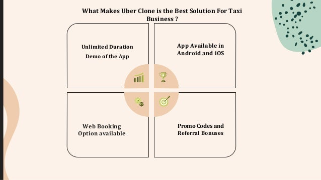 Uber Clone - On Demand Taxi Booking App  Slide 3