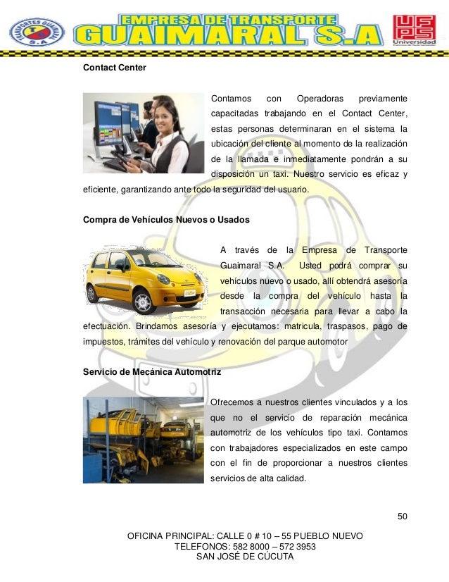 Taxiguaimaral - Oficina municipal del taxi ...