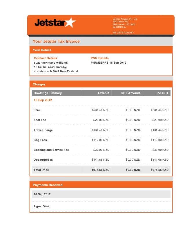 Invoice Tax  CityEsporaCo