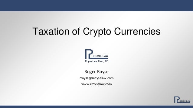 how to pay taxes for cryptocurrency
