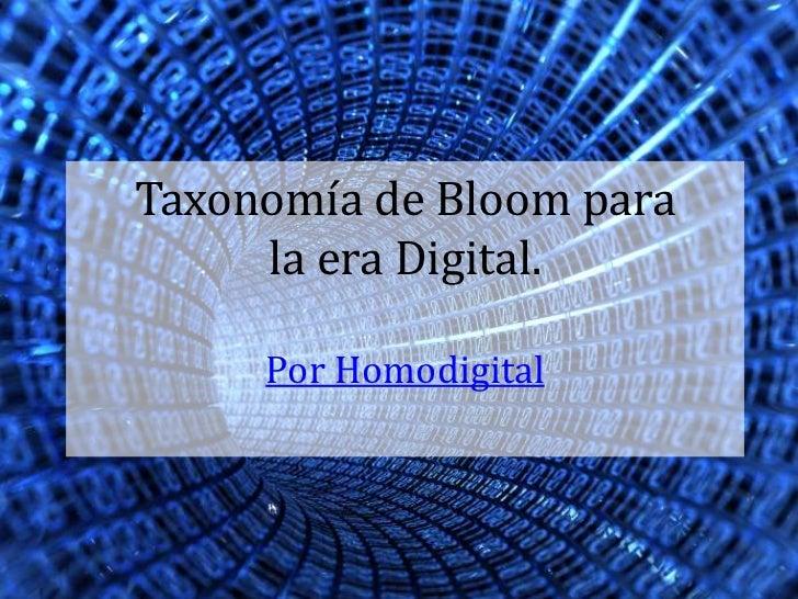 Taxonom a de bloom para la era digital for Taxonomia de la jirafa