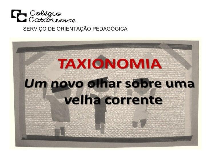 SERVIÇO DE ORIENTAÇÃO PEDAGÓGICA