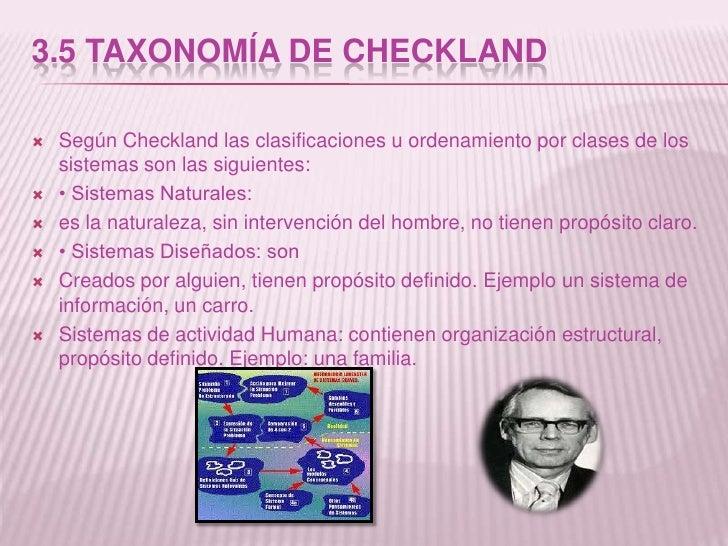 Taxonomia de checkland