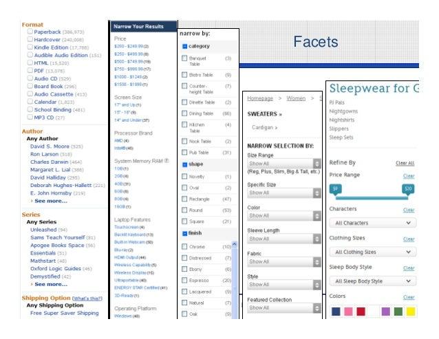 Facets9   © 2012 Hedden Information Management            9