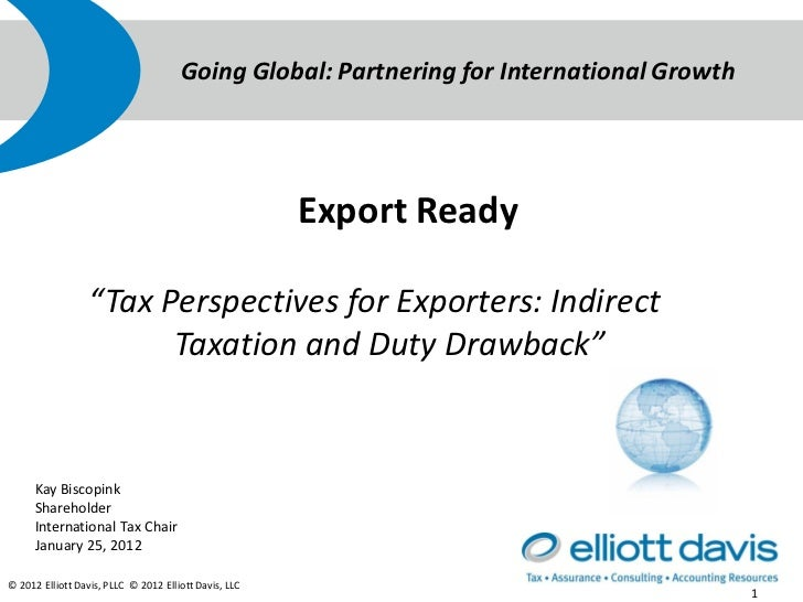 Going Global: Partnering for International Growth                                                       Export Ready      ...