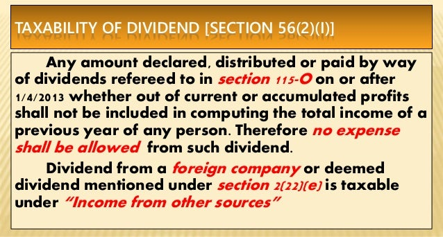 deemed dividends A shareholder of a corporation may be deemed to receive a dividend if the corporation pays the debt of its shareholder.