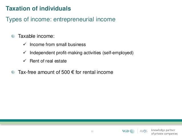Tax seminar 2013 physical persons