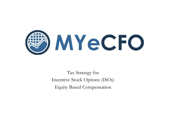 Incentive stock options tax basis