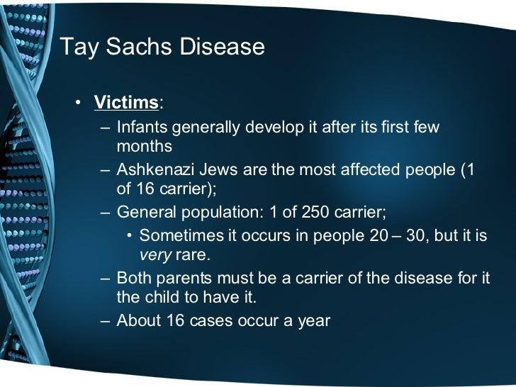 Jew Detector: Tay Sachs