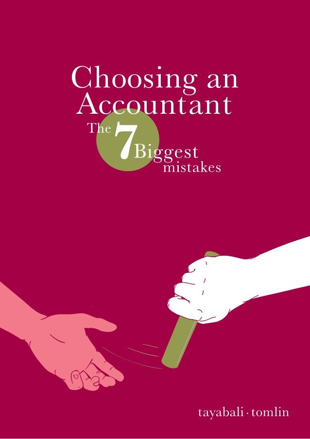 Choosing anAccountant