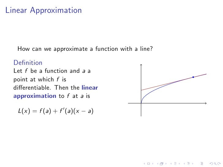 Taylor Polynomials And Approximations Homework Assignments - image 4