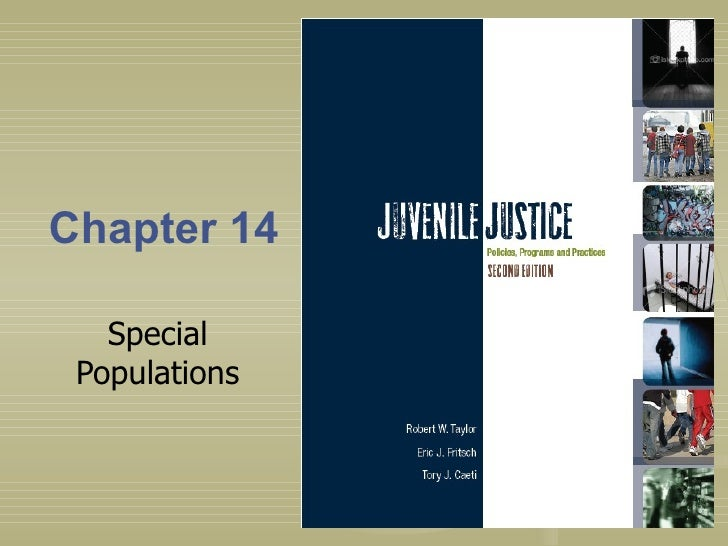 Chapter 14 Special Populations