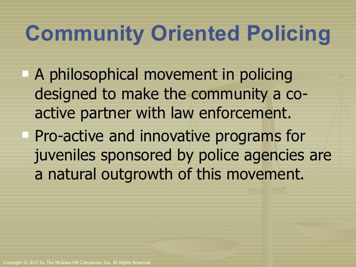 james q wilson and three policing styles Policing styles in his classic study of eight communities, james q wilson (1968) identified three  hawdon / legitimacy, trust, social capital, and policing.