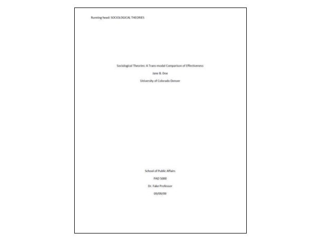 apa format title page multiple authors