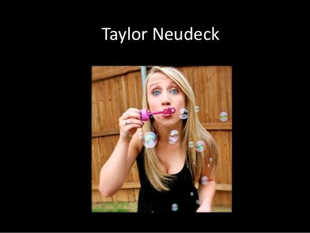 Taylor Neudeck