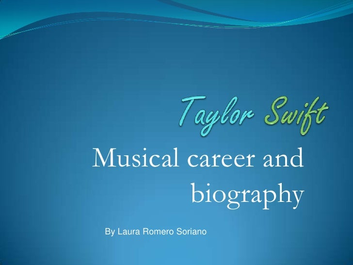 Musical career and        biography By Laura Romero Soriano