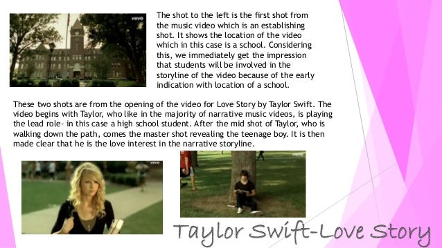 taylor swift love story interview