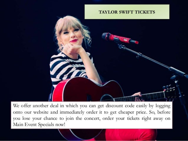 Taylor Swift Tour 2015 Slide 3