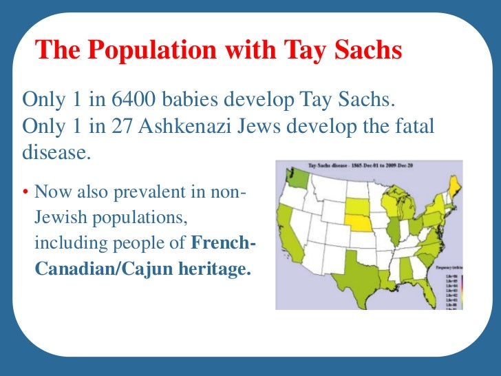 an overview of the tay sachs disease Tay-sachs disease is a rare hereditary disease caused by a genetic  the  history of the neuropathologic description of taysachs disease 11.