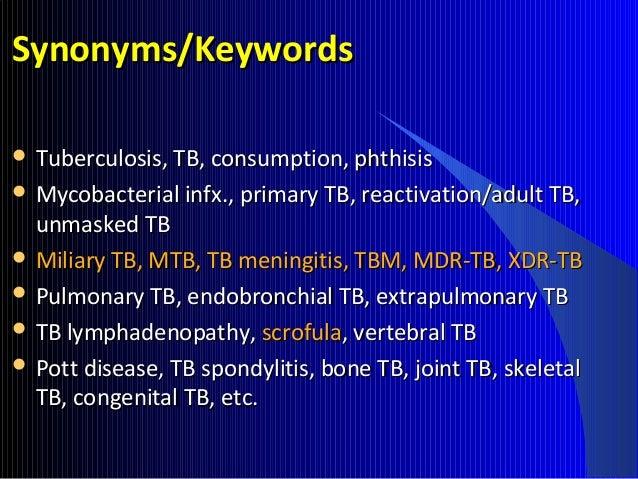 EpidemiologyEpidemiology  Tb occurs everywhere, in every race, gender, ageTb occurs everywhere, in every race, gender, ag...