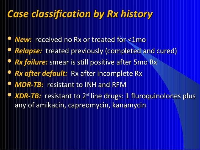 91 Drug Resistance in BDDrug Resistance in BD  StreptomycinStreptomycin 59.3%59.3%  INHINH 17.4%17.4%  RFMRFM 3.5%3.5% ...