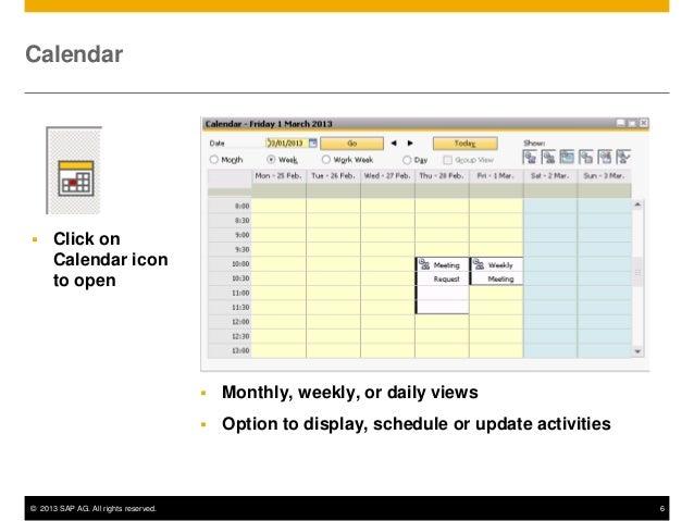 Factory Calendar Sales Organization Sap : Version crm customer relationship mngt