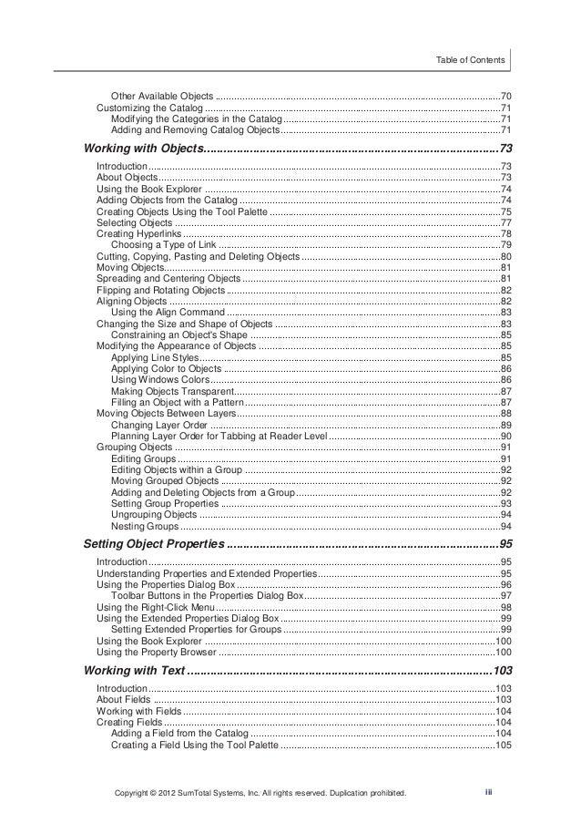User-guide Tool Book 11
