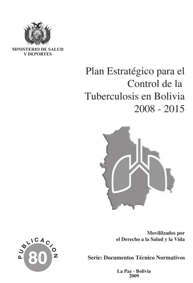 Ficha Bibliográfica  R-BO      Bolivia. Ministerio de Salud y Deportes, Dirección General de Salud,  WF200     Unidad de...