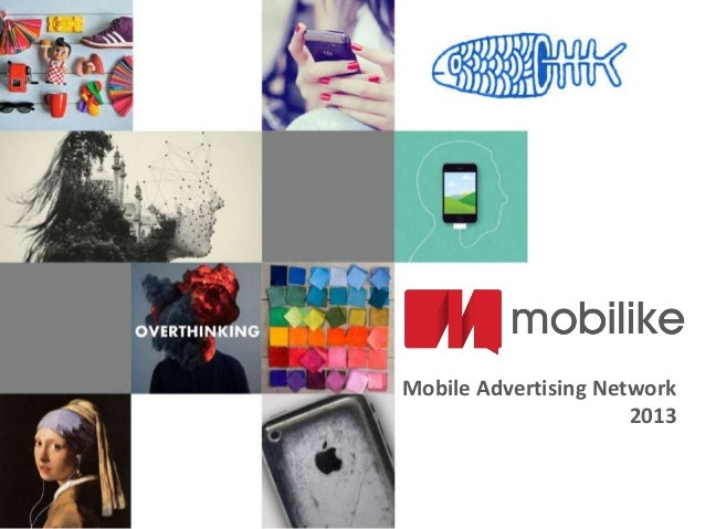 Mobile Advertising Network2013