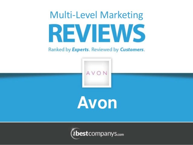 Avon Multi-Level Marketing