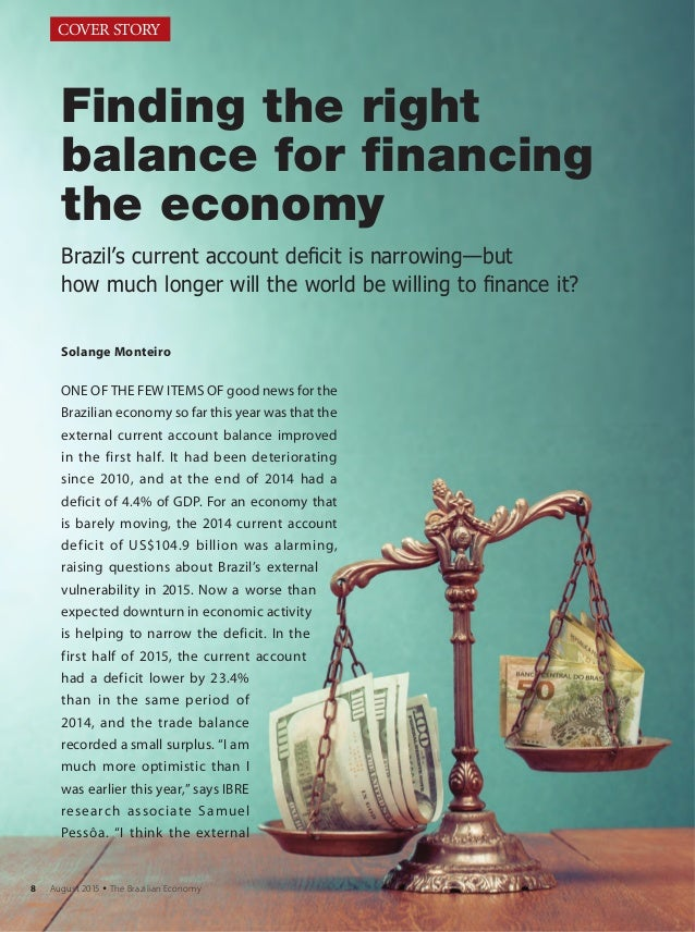 August 2015 finding the right balance for financing the economy 7 interview august 2015 the brazilian economy 8 fandeluxe Images