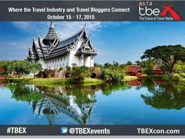 Michael Collins #TMevents @travelmedia_ie #tbex @TBEXevents @ThailandFanClub @ThaiAirways presentation on Slideshare and a...