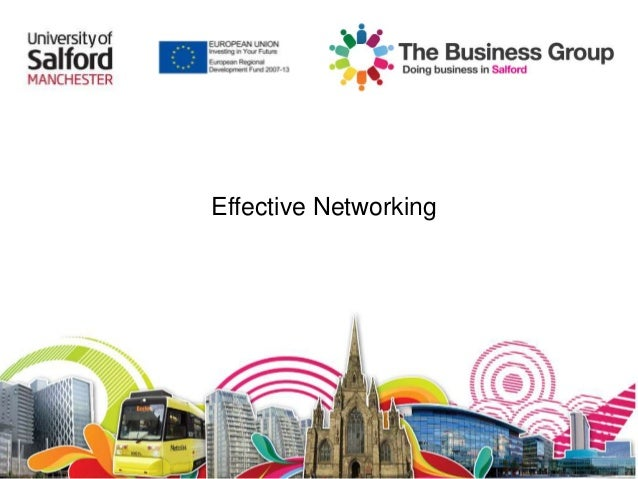 Effective Networking