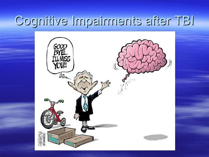 Cognitive Impairments after TBI