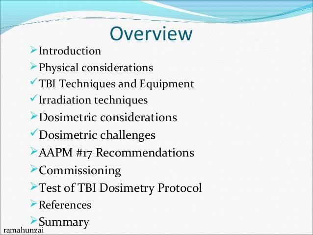 Total body irradiation Slide 2
