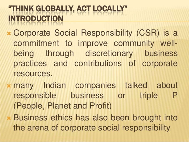 relationship between social responsibility and profitability Corporate social responsibility and organizational profitability:  relationship between csr and profitability because its relationship is complex to understand.