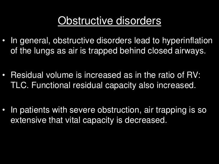Respiratory Condition