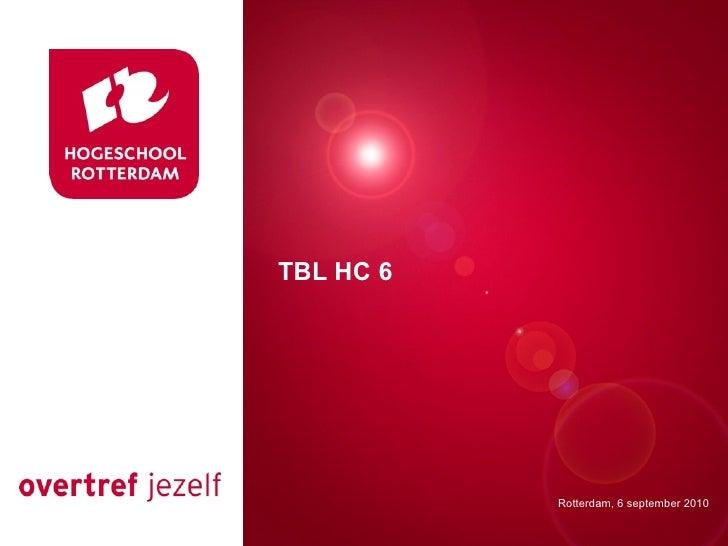 Tbl hc6