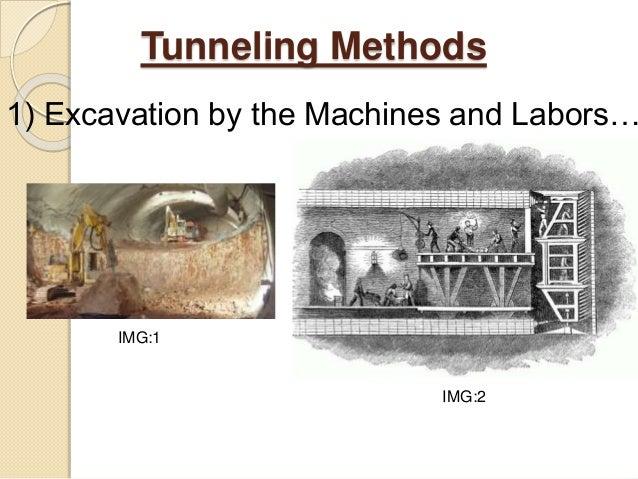 tunel machine