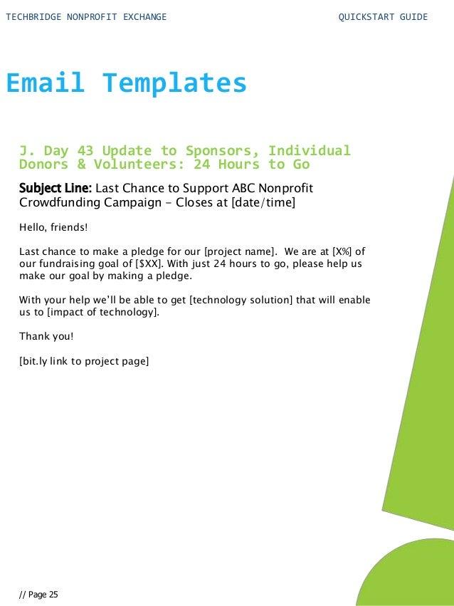 exchange email templates - Ex