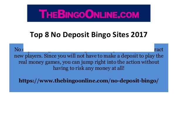 All no deposit bingo sites free game of roulette no download